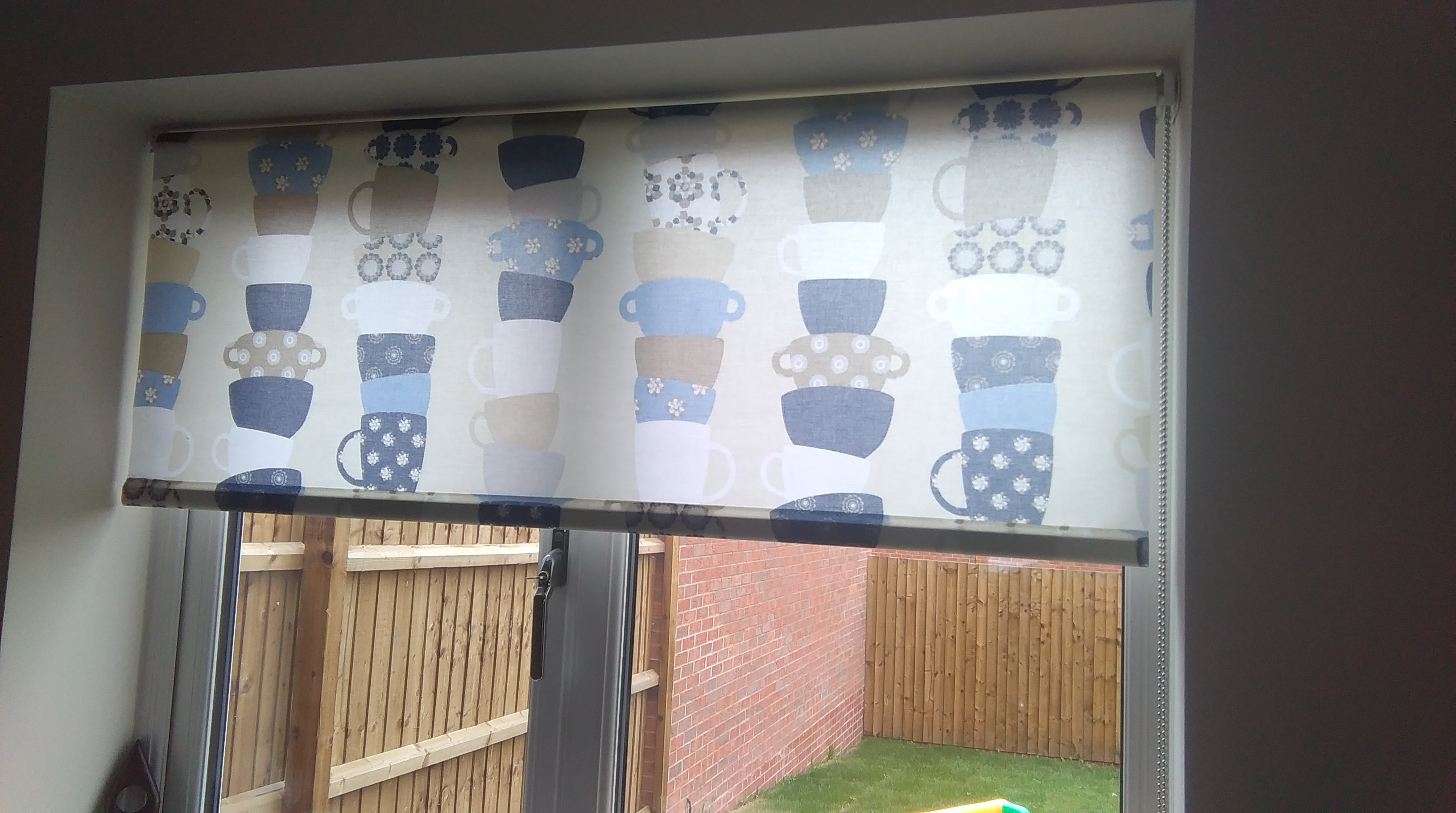 Star Blinds - designer blinds in a room - SUTTON COLDFIELD