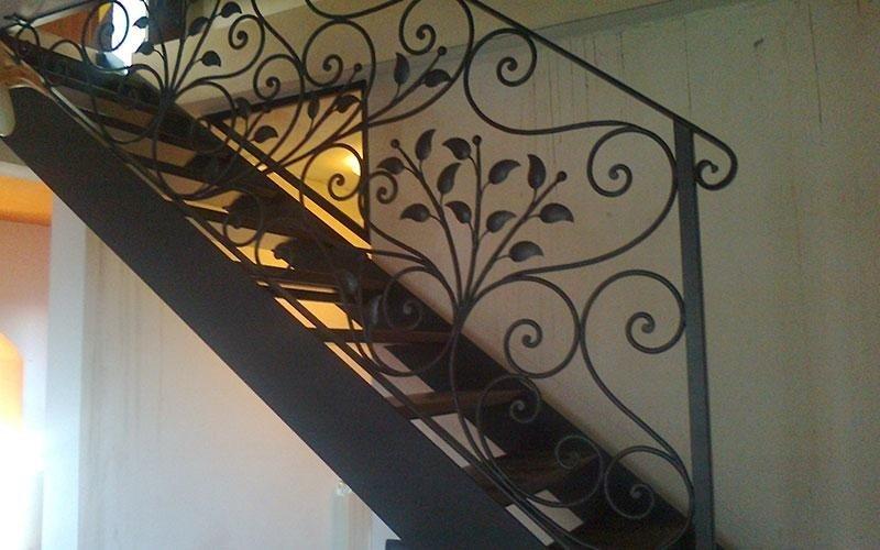 scale e ringhiere