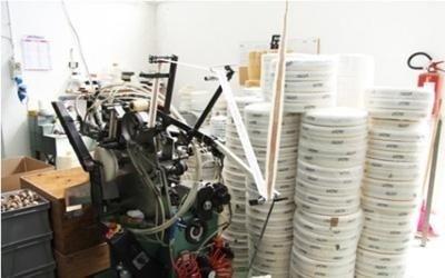 produzione nastri industriali Melissano