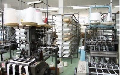nastri di fibre artificiali e sintetiche Melissano