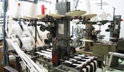 Produzione di nastri industriali