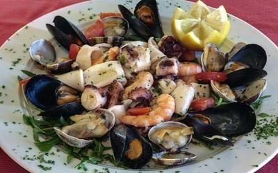insalitissima di mare ristorante la perla