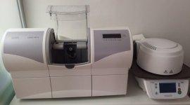bilancia, macchina per restauri di protesi