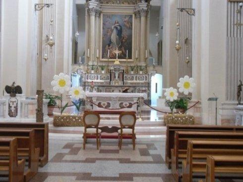 composizioni simpatica per matrimonio in chiesa