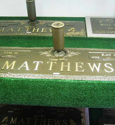 funeral grave markers Greensboro, NC