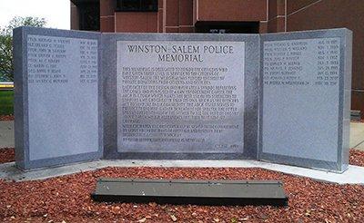 granite tombstones Greensboro, NC