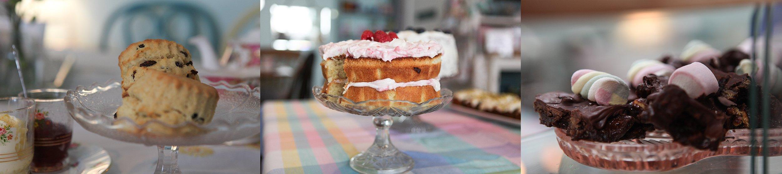 Cakestand & Crumb