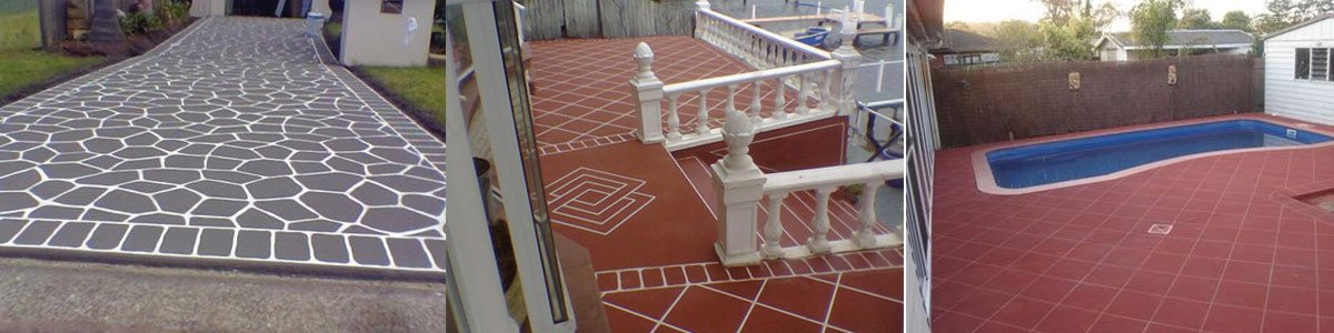 spray pave central coast home concrete floor