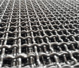 rete ondulata ed elettrosaldata