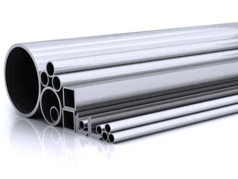 barre in metallo