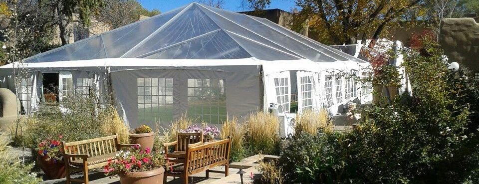 Tent rental, party supplies, party catering, wedding tents, reception tents, corporate events, albuquerque, MN