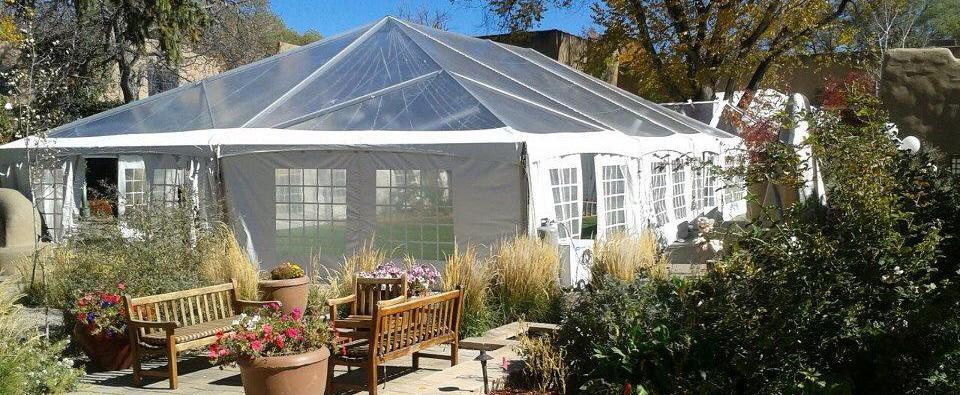 tent rentals, weddings, party supplies, catering albuquerque