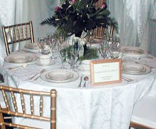 Aa Events And Tents Tables Rentals Supplies Round