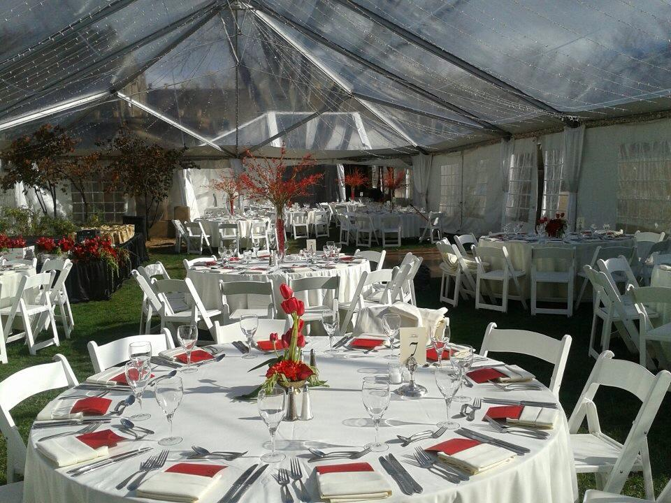 party tent rentals albuquerque nm