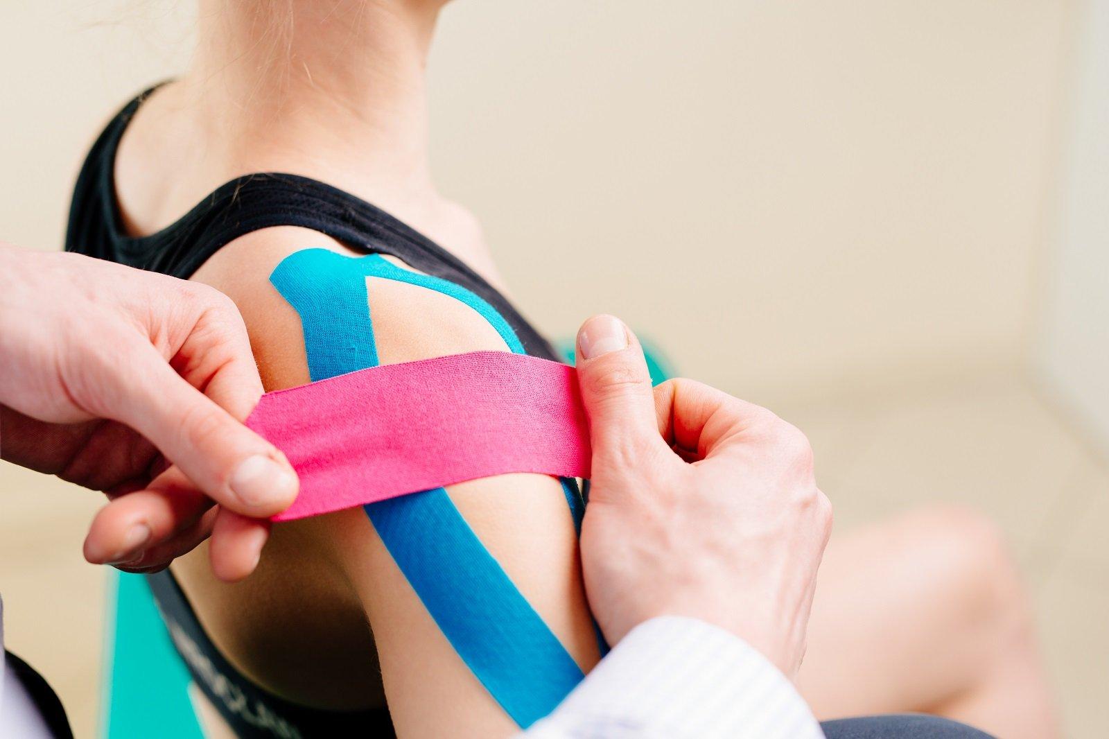 cura della spalla