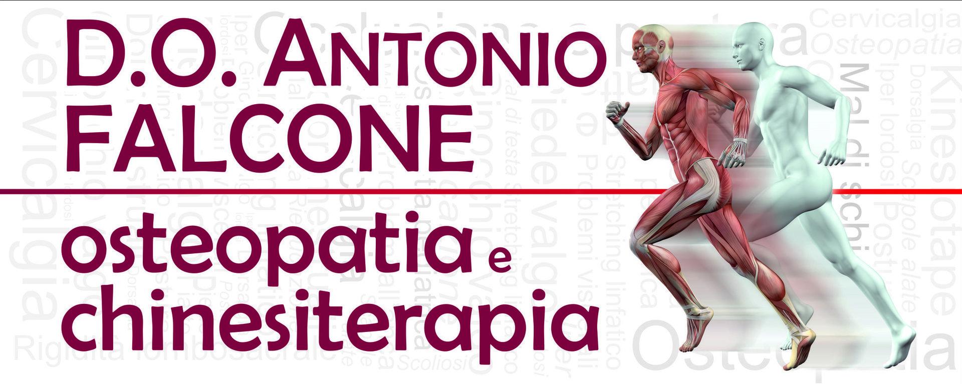 OSTEOPATIA FALCONE D.O. FALCONE ANTONIO - Logo