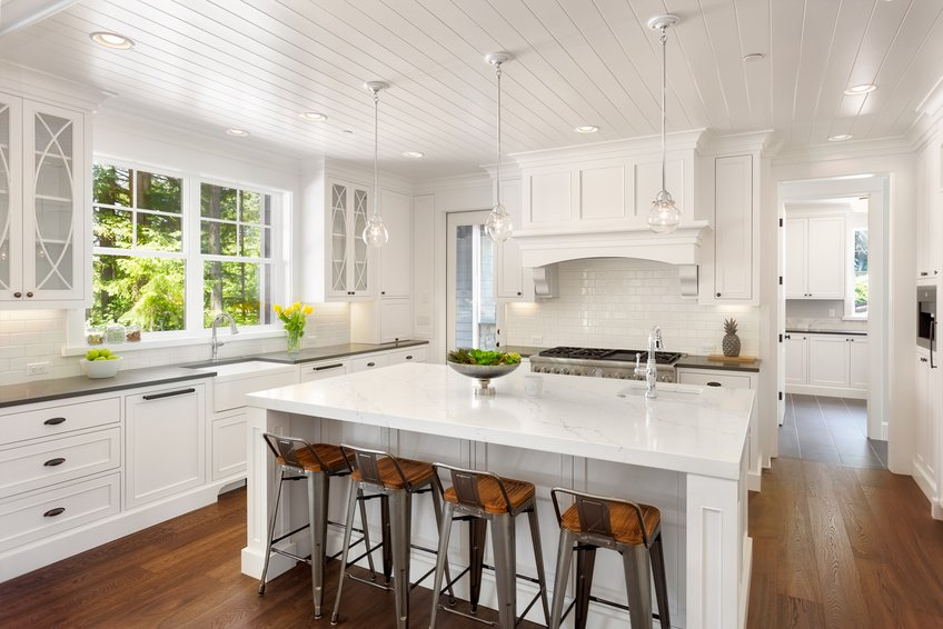 An Island In Paradise Build Your Dream Kitchen With These Innovative Features