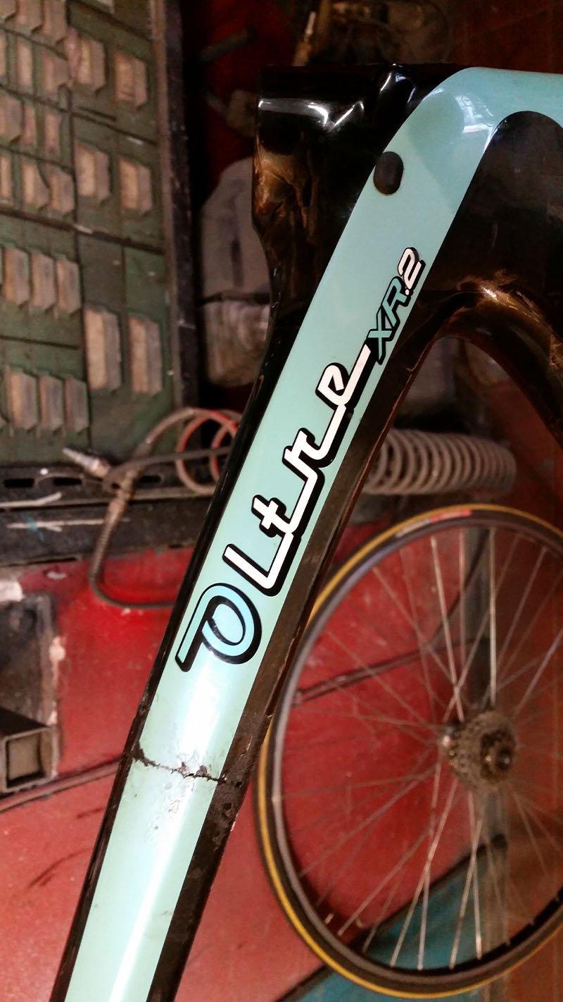 Lavorazione artigianale telai bici da corsa Vercelli