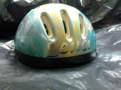 casco areografato leuci design