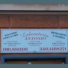 Laboratorio di Antonio Genova