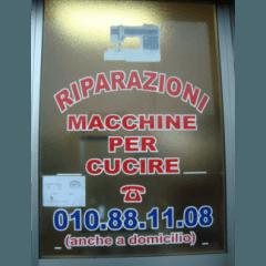 riparazione macchine per ricamo