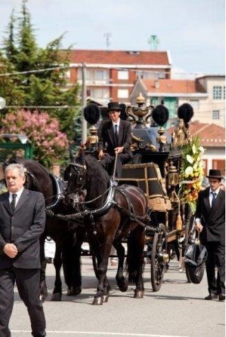 carrozza con i cavall