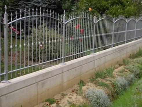 recinzioni con decoro