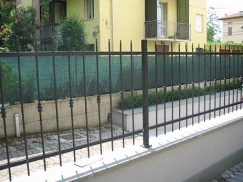 recinzione villette