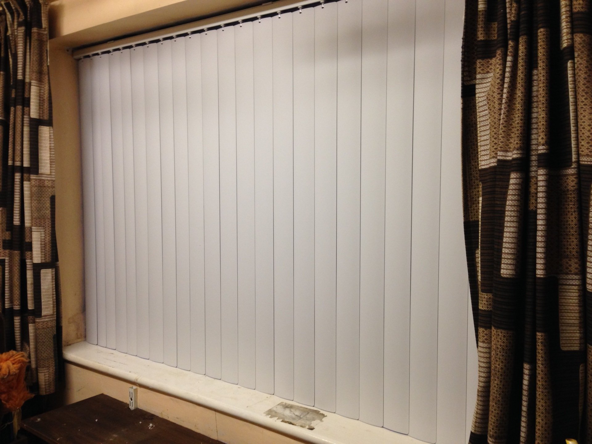 Durashade Pvc Vertical Blinds