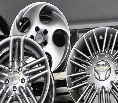 cerchi in ferro per automobili