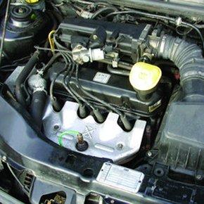 Car engine workings