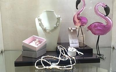 perle e oro bianco