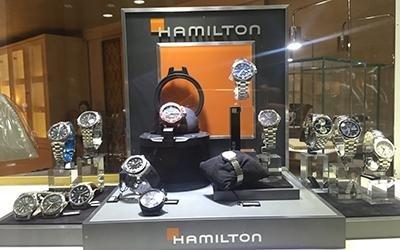 cronografo hamilton