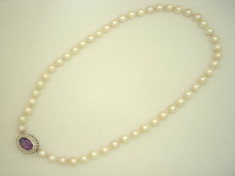 girls love pearls akoya strand semi baroque