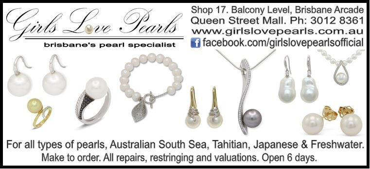 girls love pearls all types of pearls