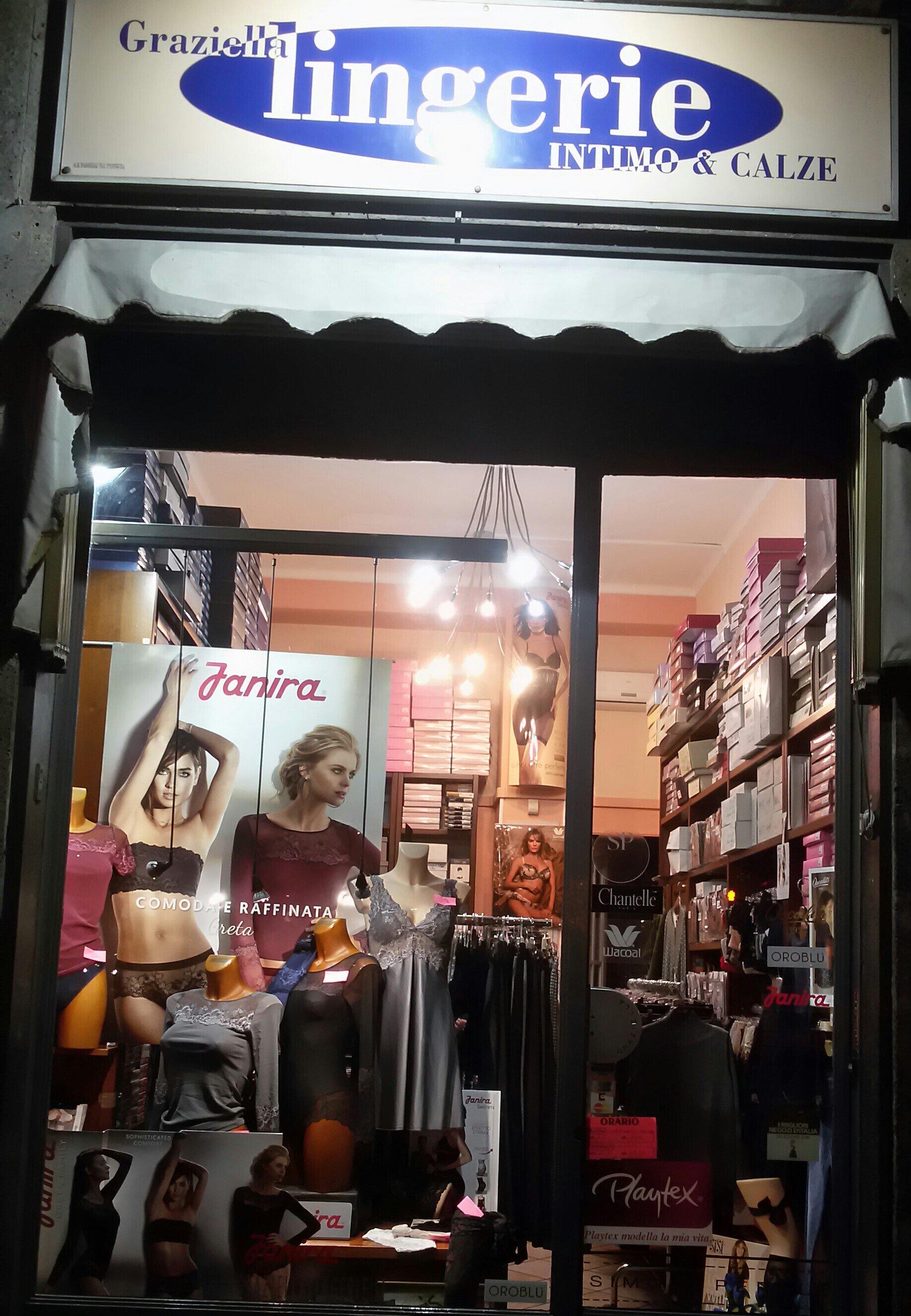 negozio intimo Graziella Lingerie
