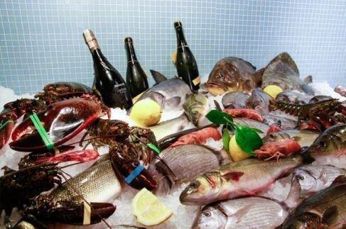 Misto di pesce Ristorante La tana marina