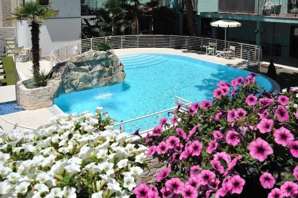Piscina Hotel Bristol