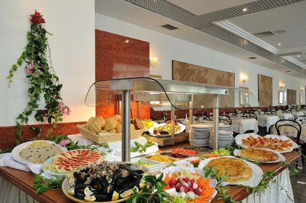 Buffet Hotel Bristol