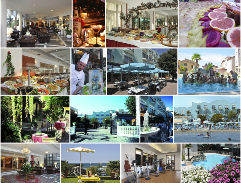 servizi hotel, hotel con piscina, centro congressi, hotel 4 stelle