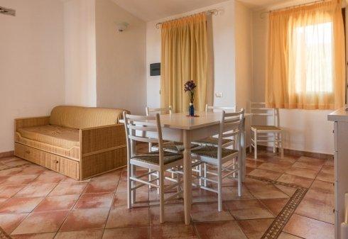 Living Room Hotel Budoni Sardinia