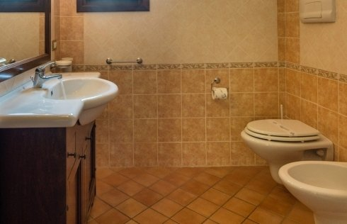 Bathroom Hotel Budoni