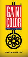 Ga Ni Color logo