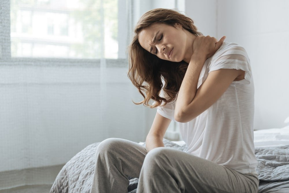 How Shoulder Neck Pain Relates To Your Tmj