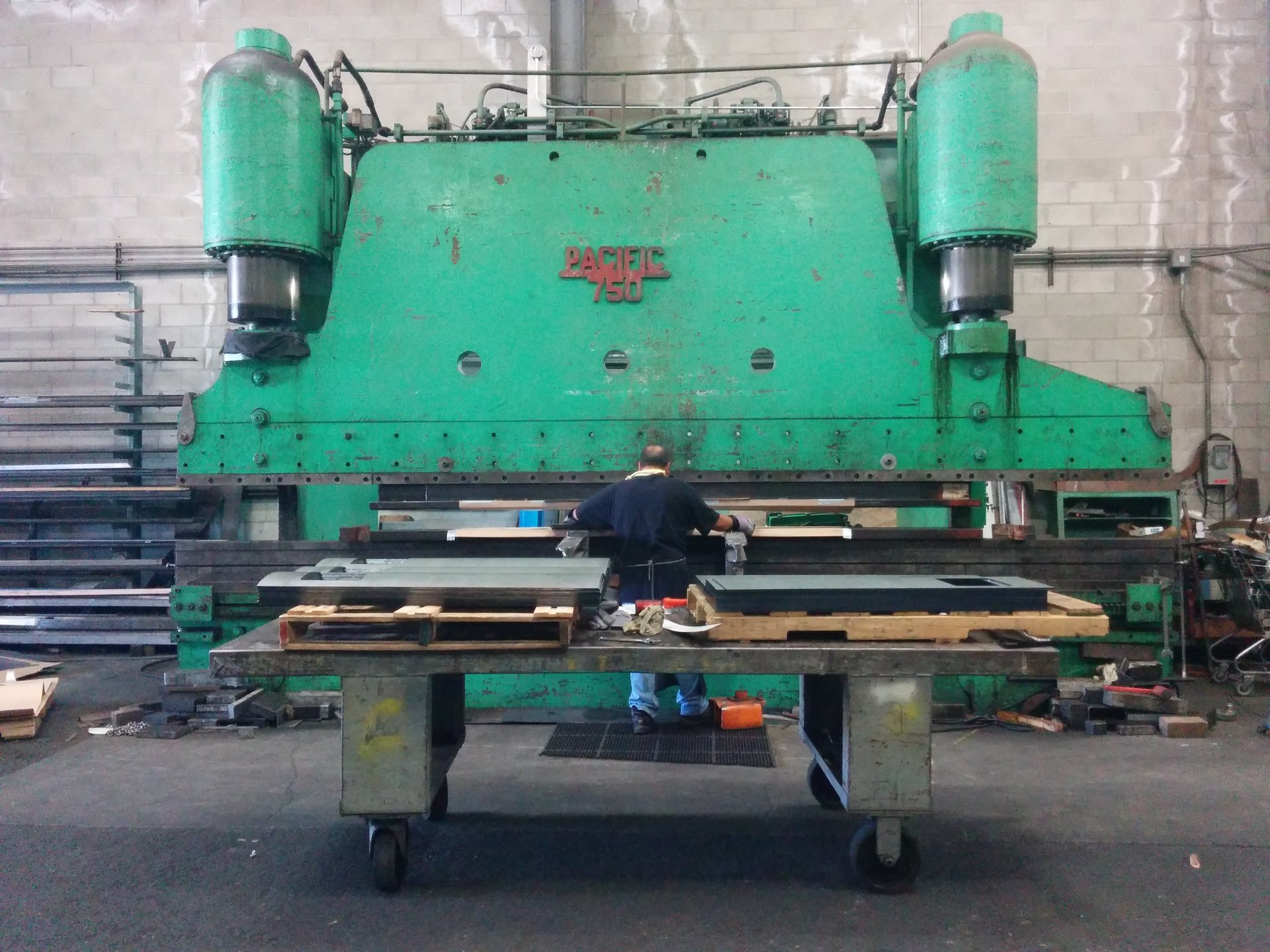 Brake Press