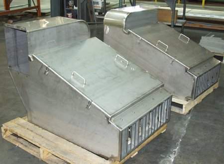 Exhaust Chamber