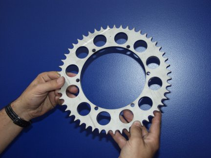 Stainless Cycle Sprocket