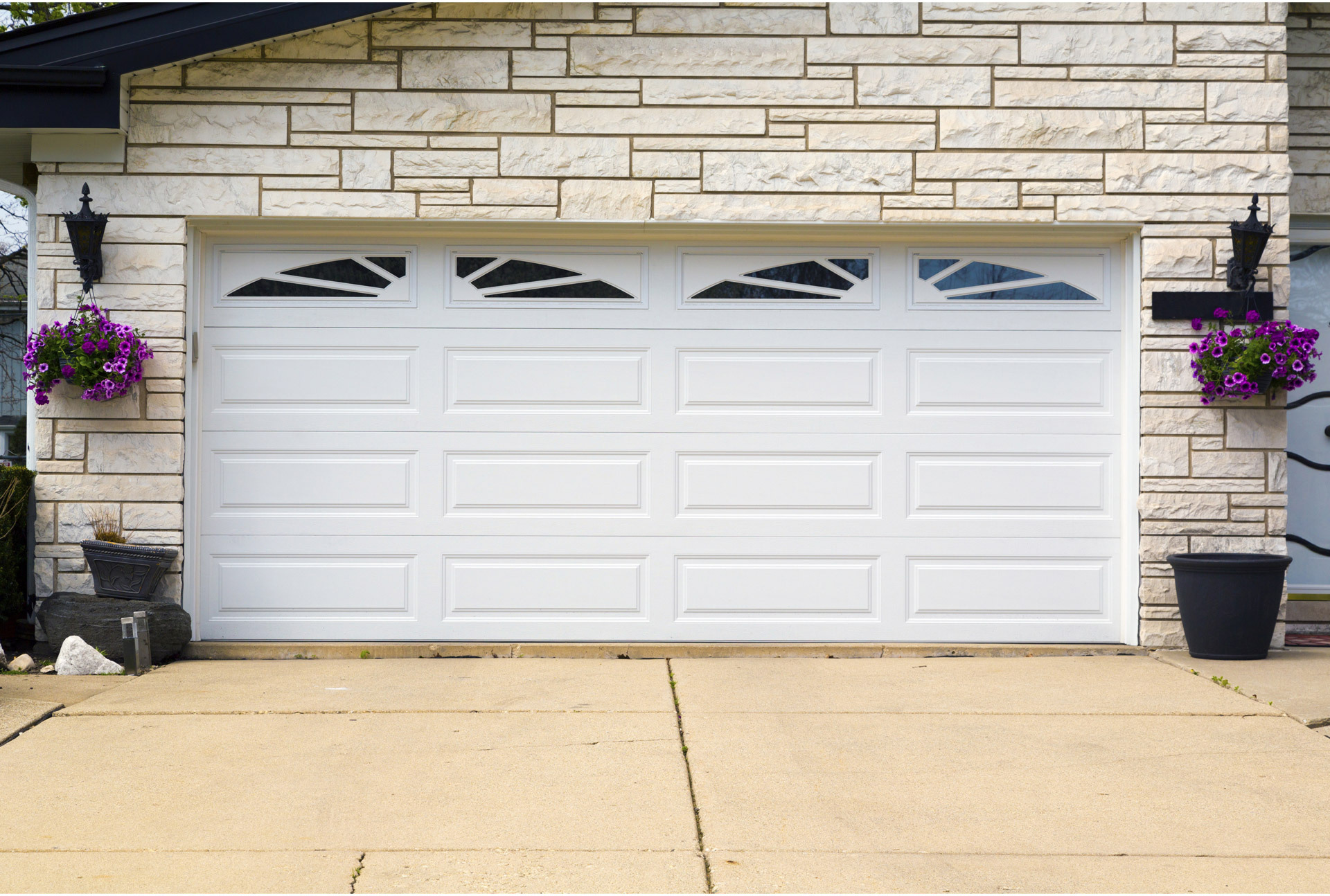 New Garage Door College Station, TX
