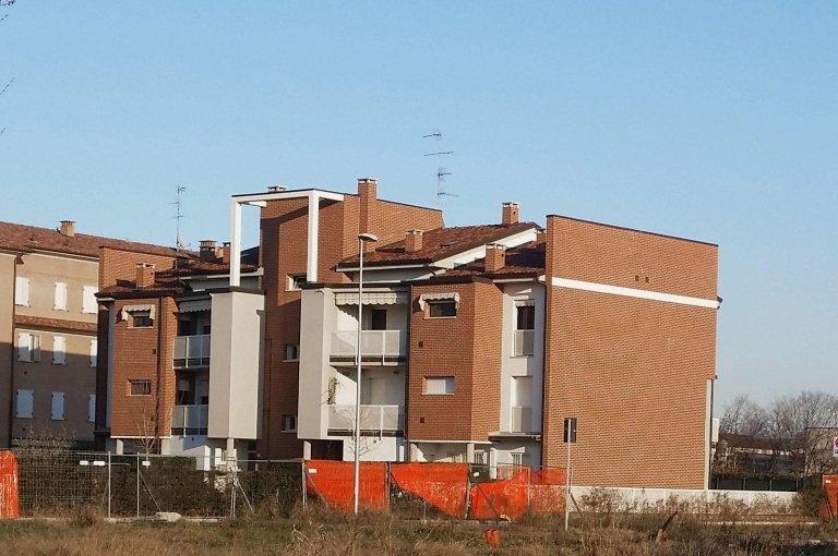 Edilizia convenzionata 116 alloggi - Santa Caterina