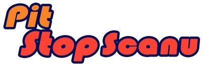 Pit Stop Scanu - Logo